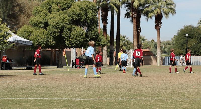Argentina Palm Desert recreational soccer