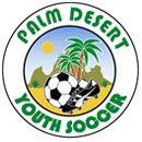Palm Desert Youth Soccer Logo