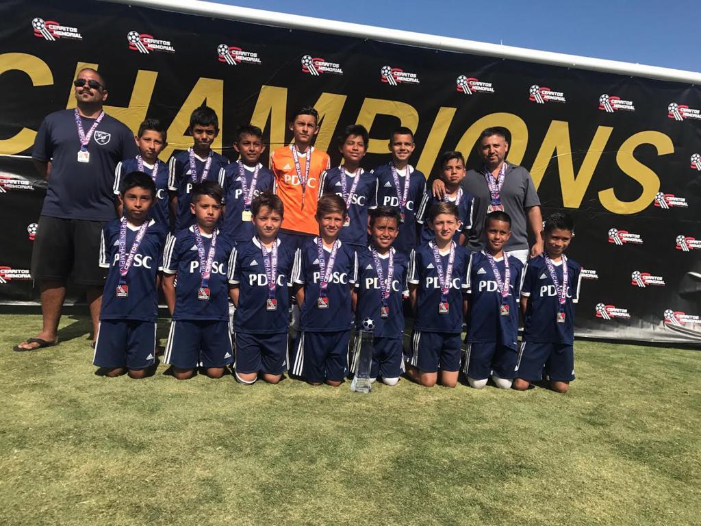 PDSC champions