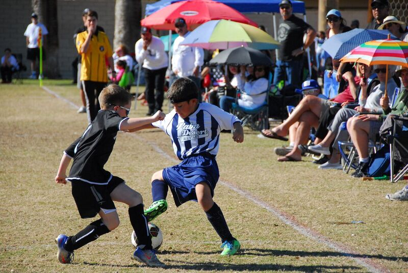 B10 Boys All Stars 1 Palm Desert Soccer Club