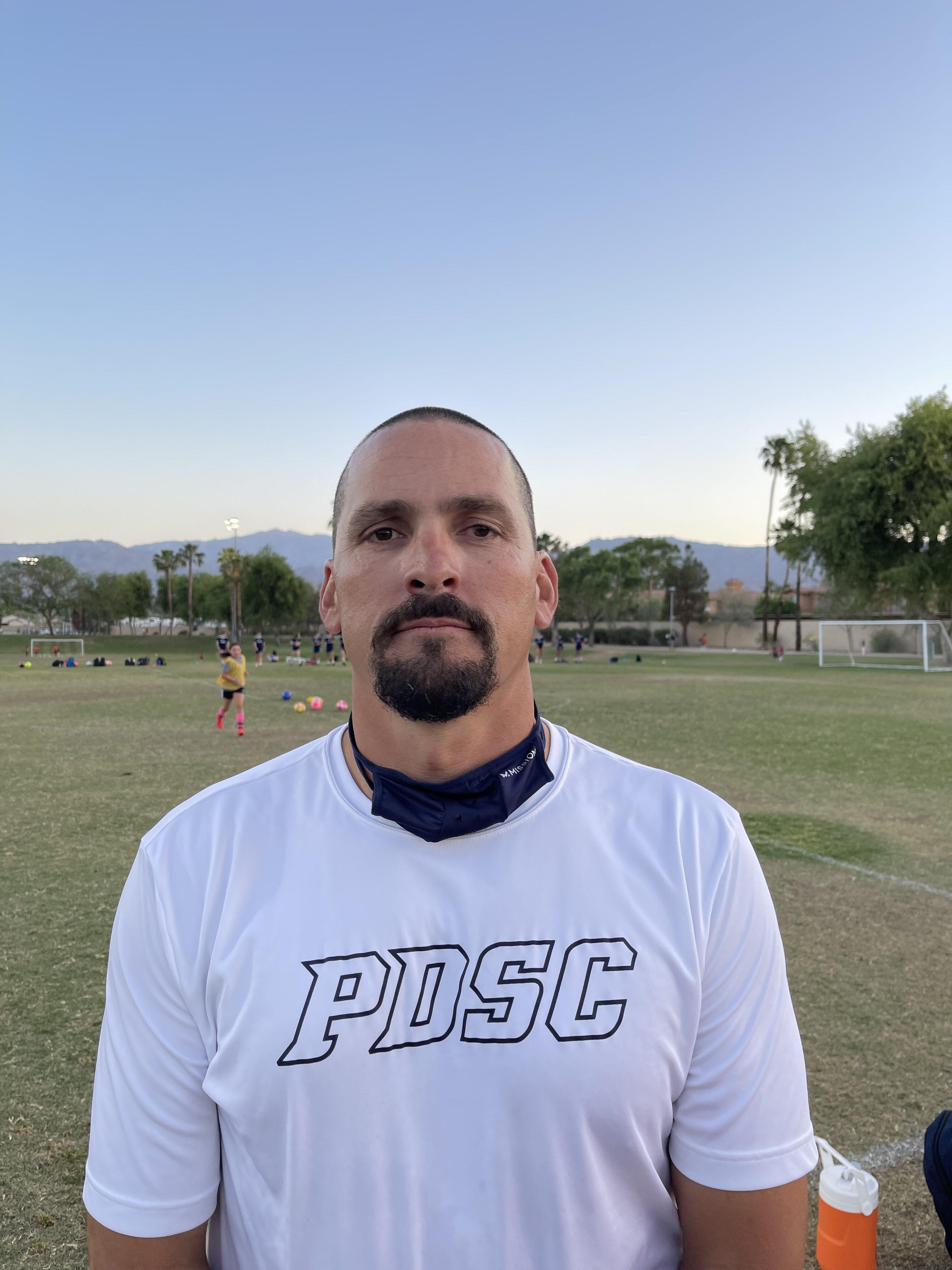 Coach Jimm G06 G11 B07 Palm Desert Soccer Club
