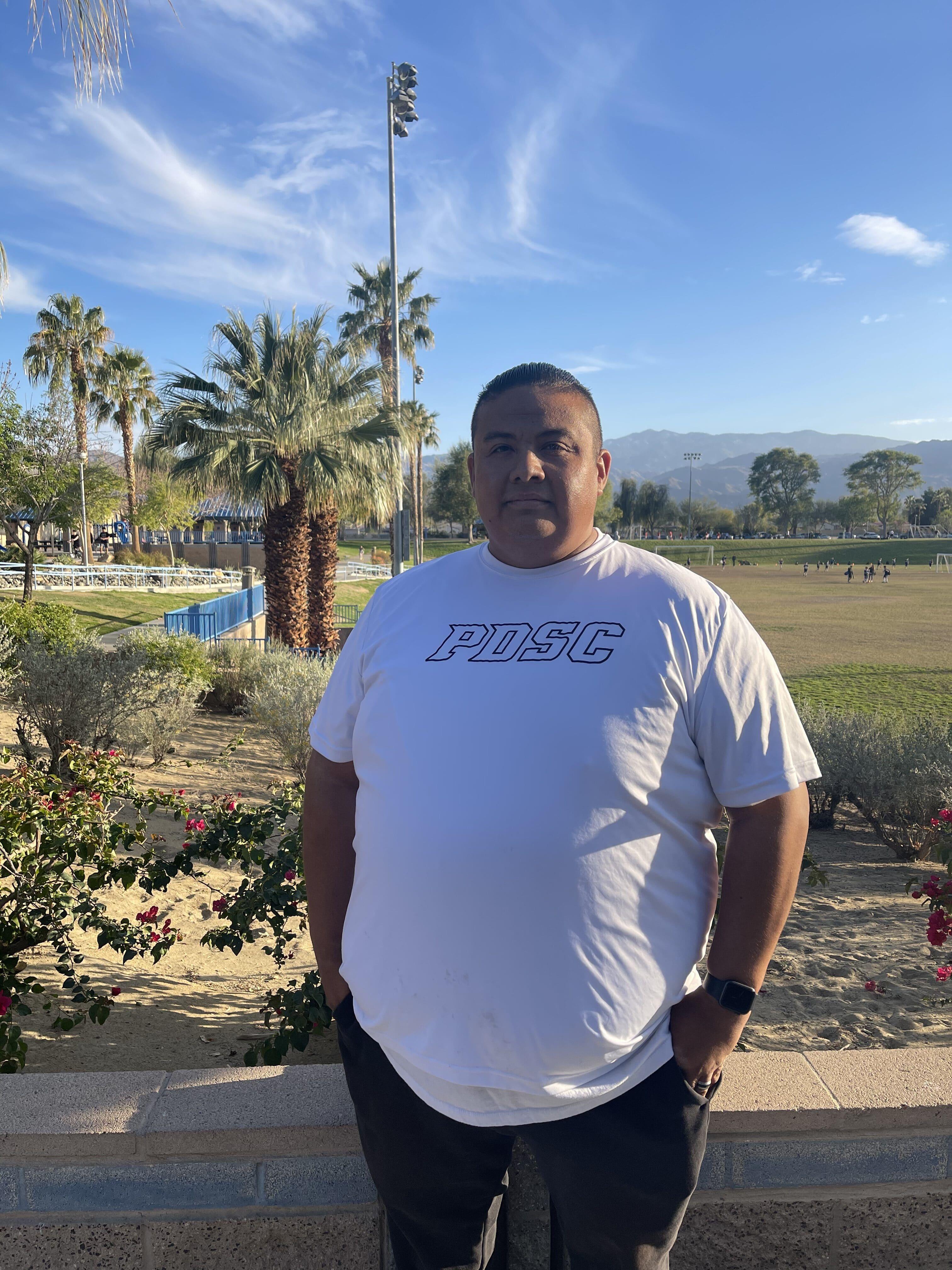 Mark B08 and G12 Palm Desert Soccer Club
