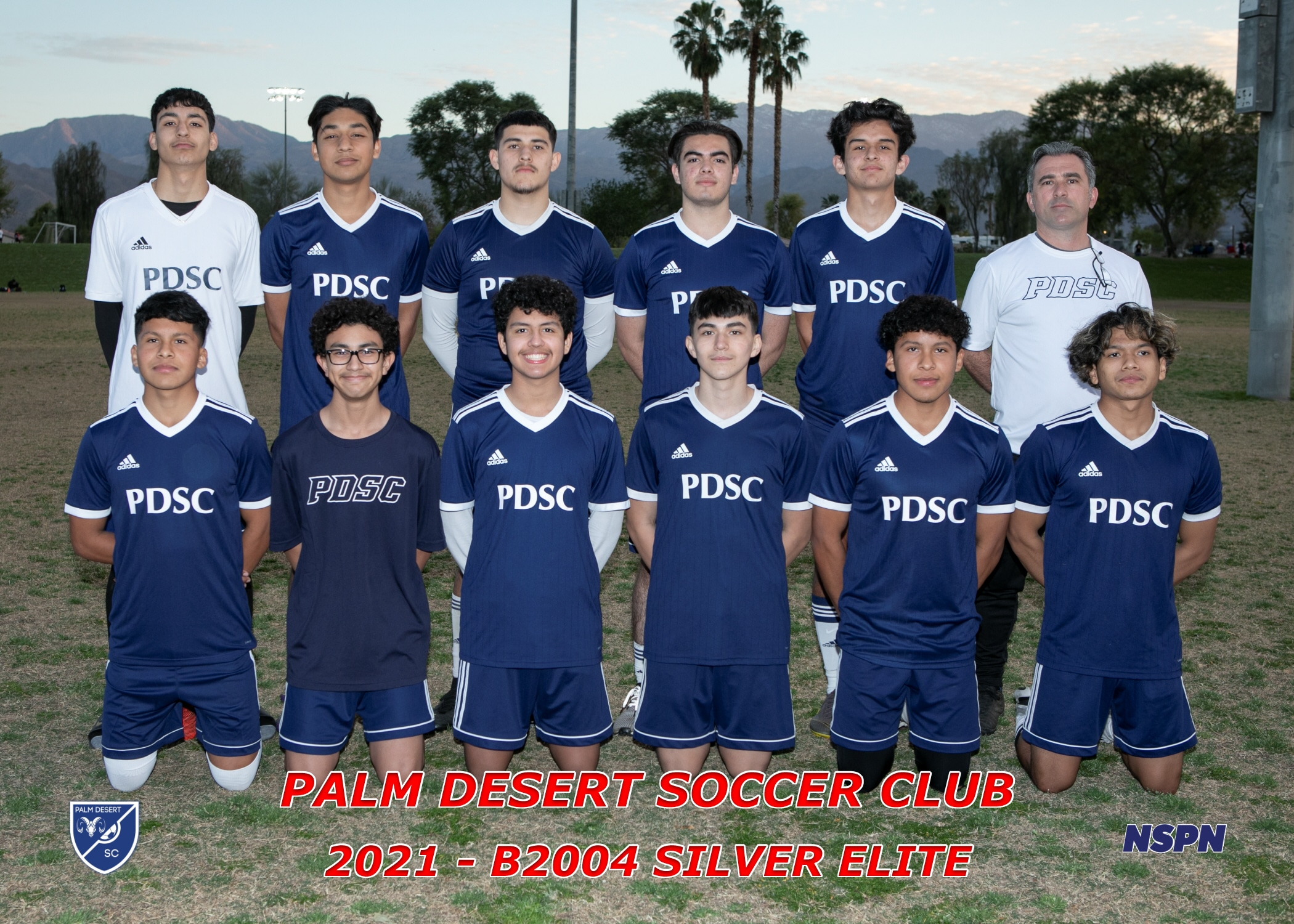 Palm Desert Soccer Club B2004 Silver Elite