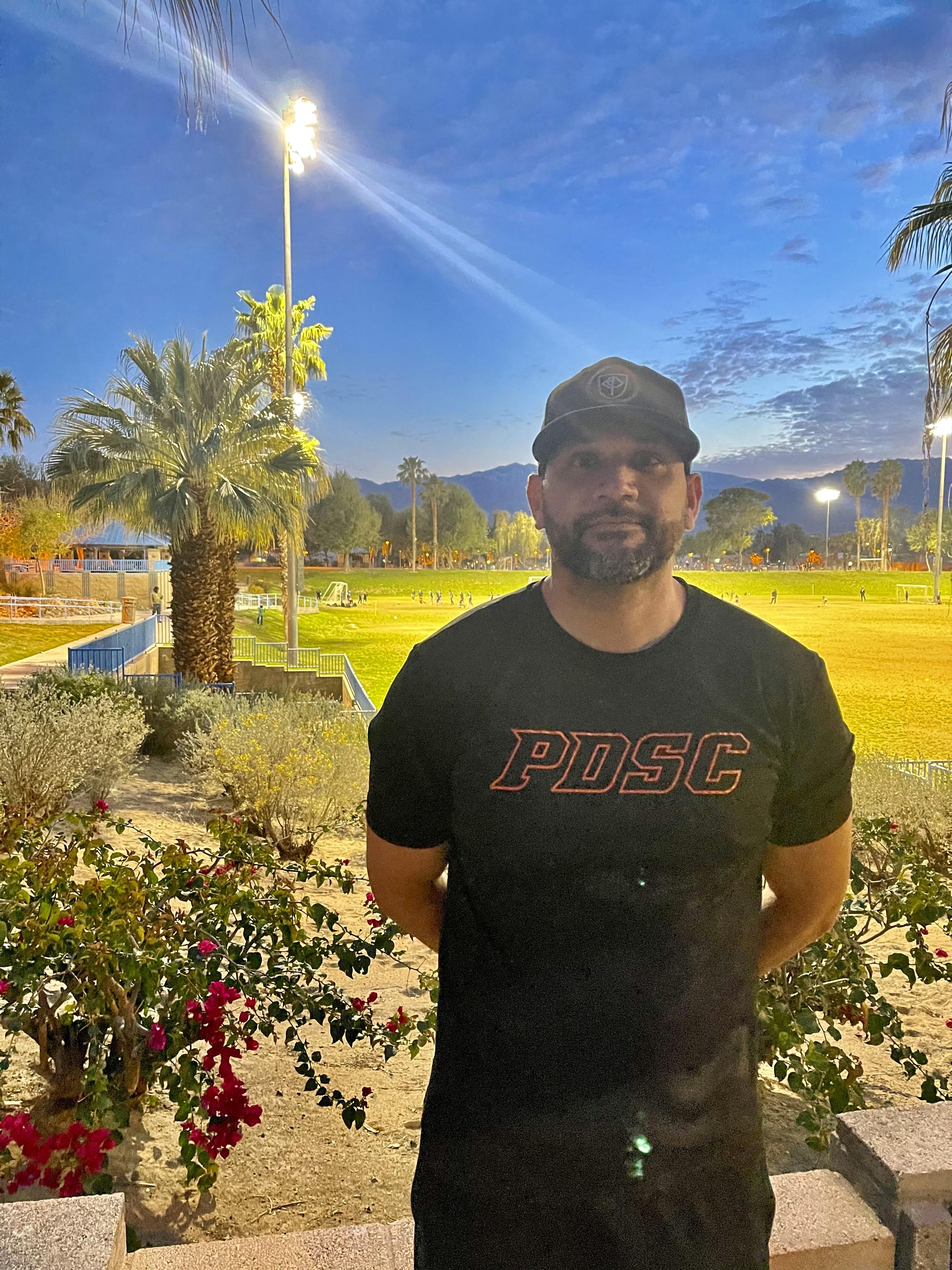 Ricardo B03 and G08 Palm Desert Soccer Club