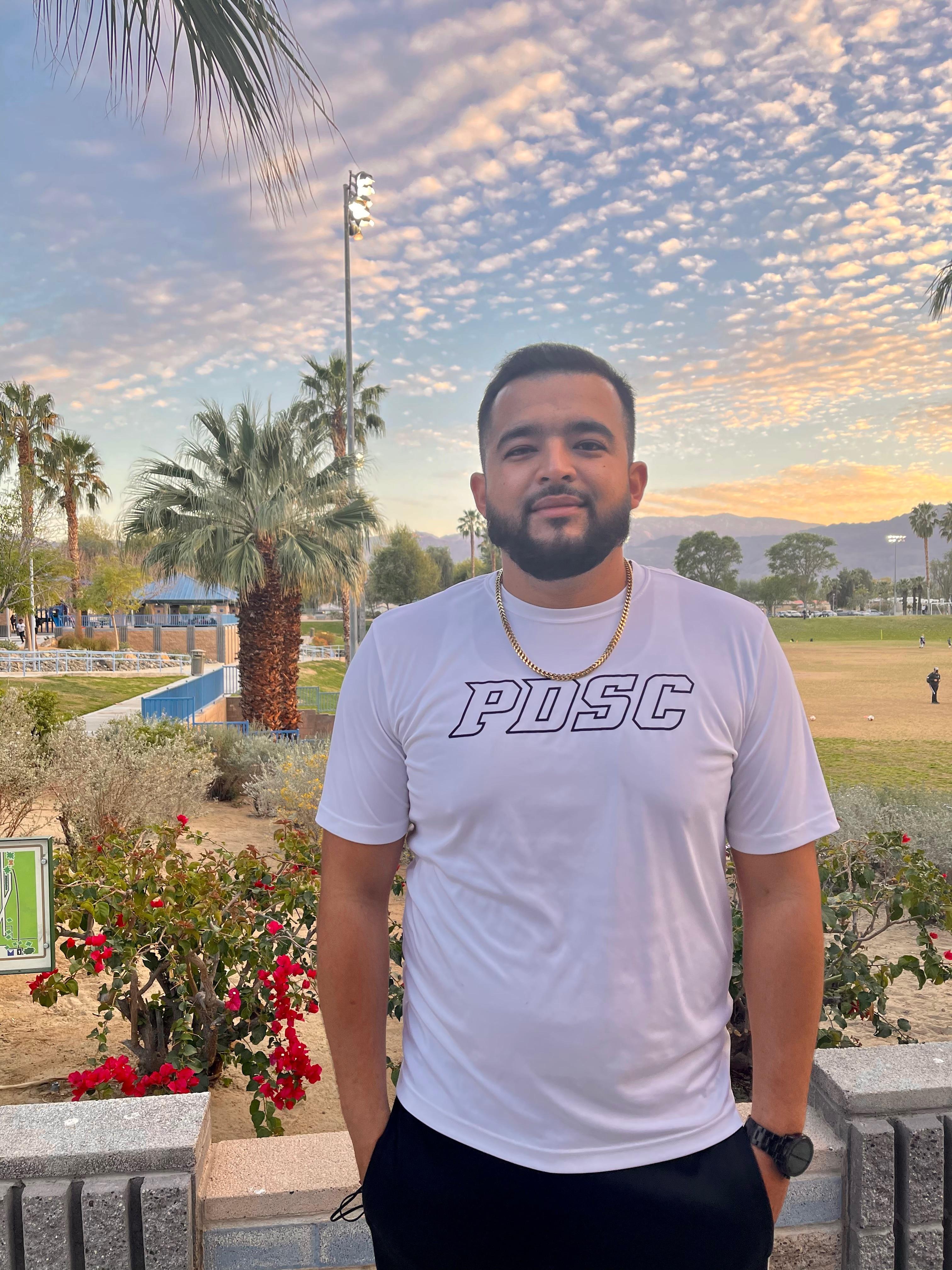Richard Burgos B03 Palm Desert Soccer Club